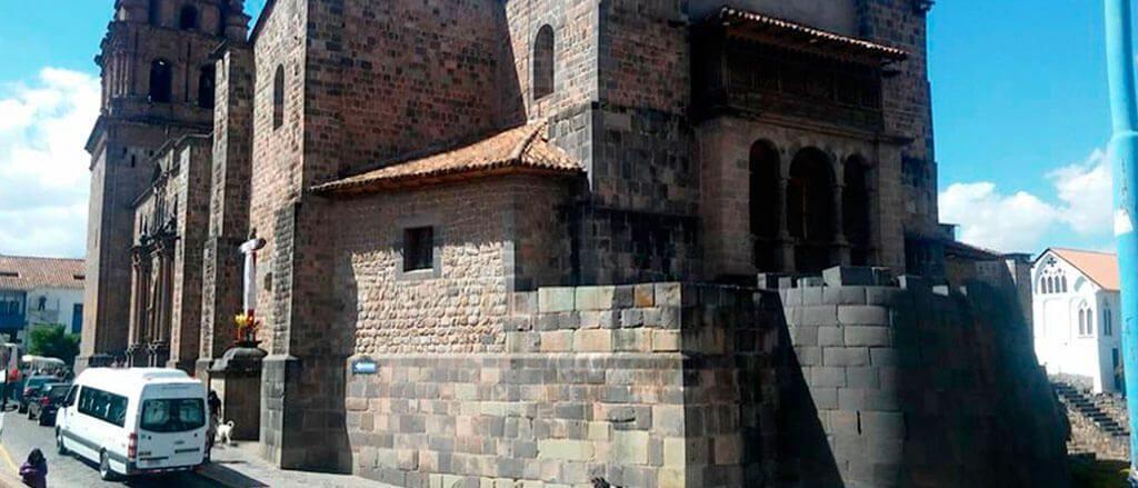 koricancha temple and santo domingo cusco