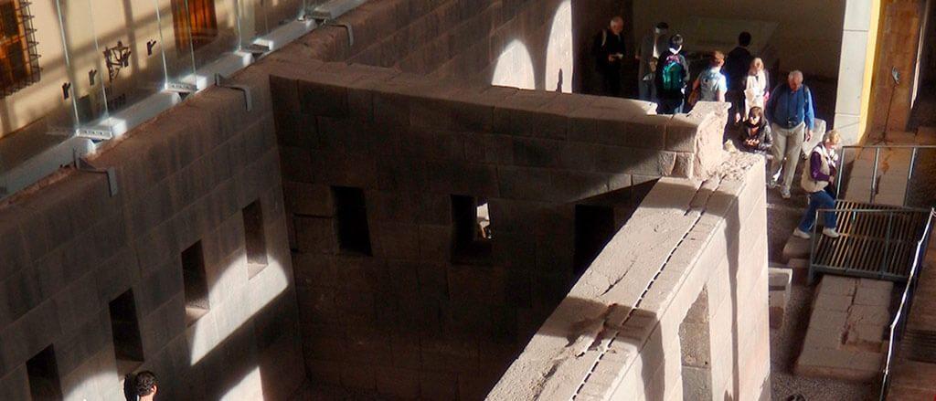qorikancha temple in peru